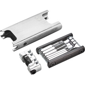 Crankbrothers F15 Limited Edition Multitool, silver